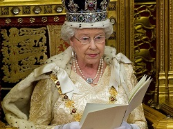 Image for The Queen announces a new Pensions Bill