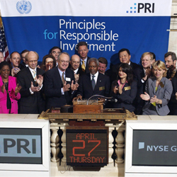 Image for Five years on, is the UN's PRI project making progress?